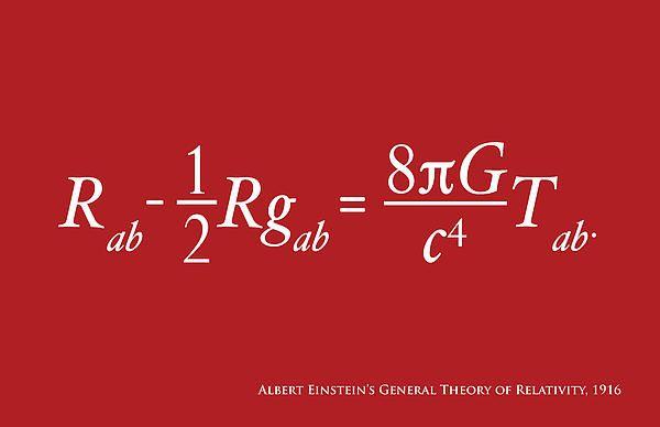 Einstein Theory of Relativity by Michael Tompsett | Theory of relativity,  Physics and mathematics, Einstein