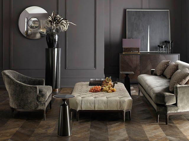 the style saloniste: The Power of Elegance: Jean-Louis Deniot Designs a Chic and Sensual New 91-Piece Collection for Baker