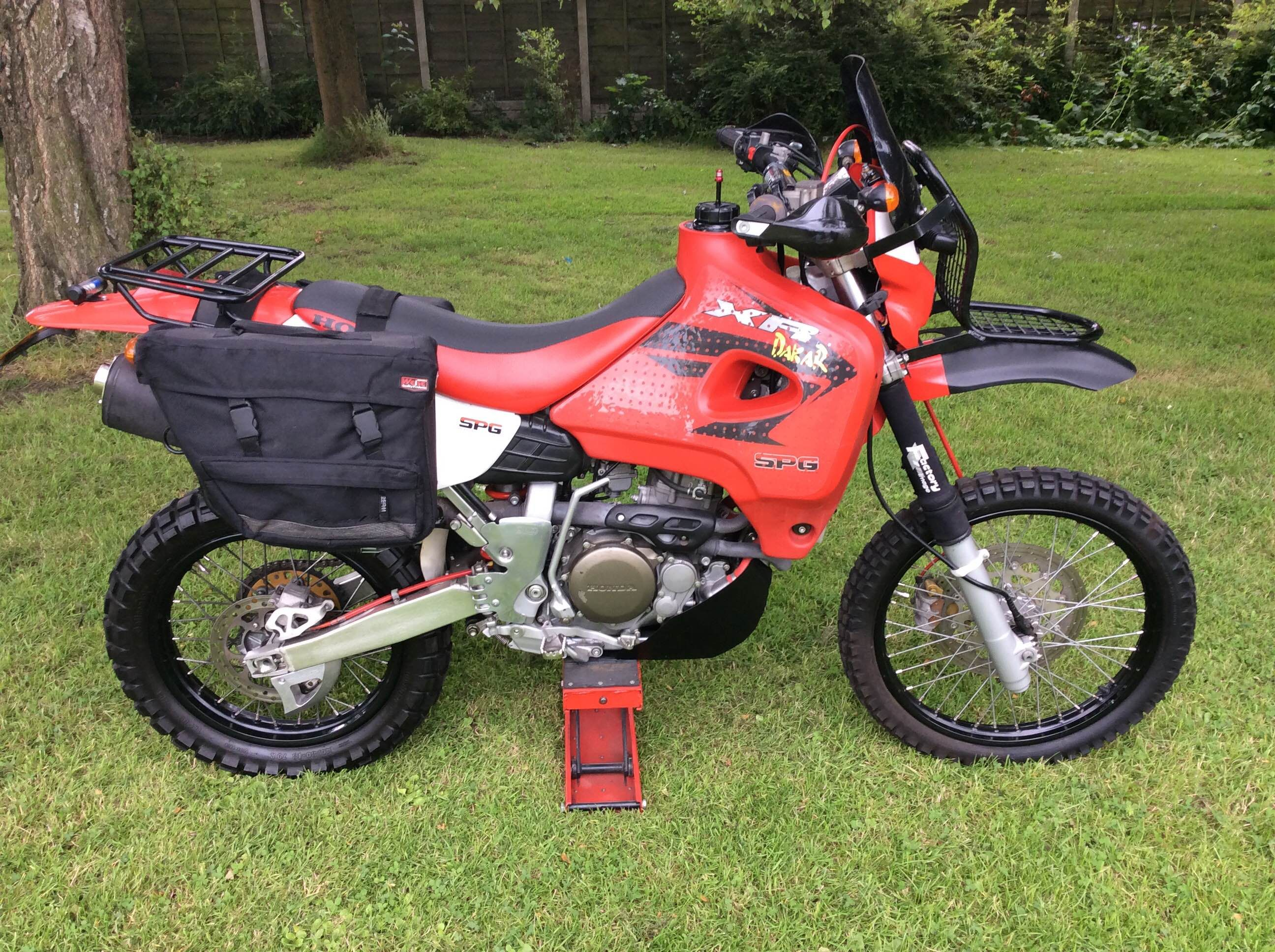 www.xr650r.co.uk UK's Number 1 Site For XR650R Spares