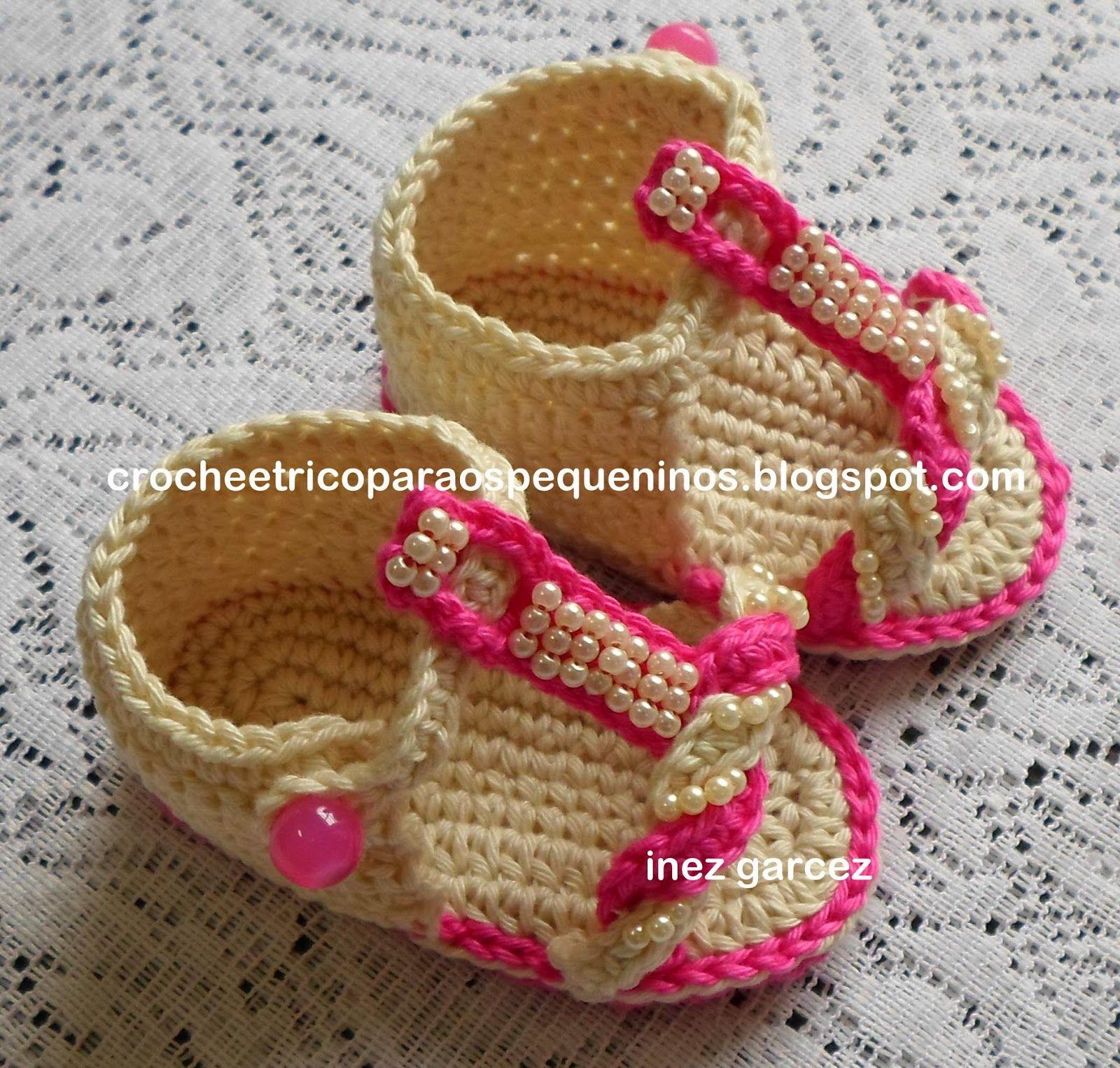 Pin von 507 xxxccc auf zapatitos | Pinterest | Babyschühchen ...