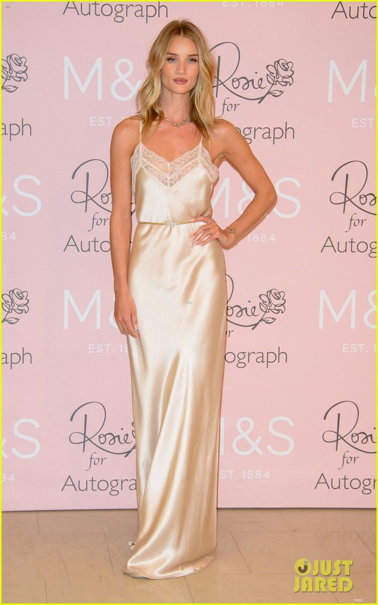 Rosie Huntington-Whiteley in a Rosie for Autograph at Marks and ...