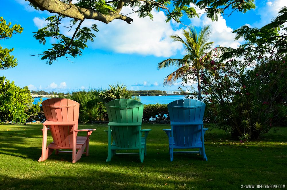 A quiet afternoon in St. George's- Bermuda