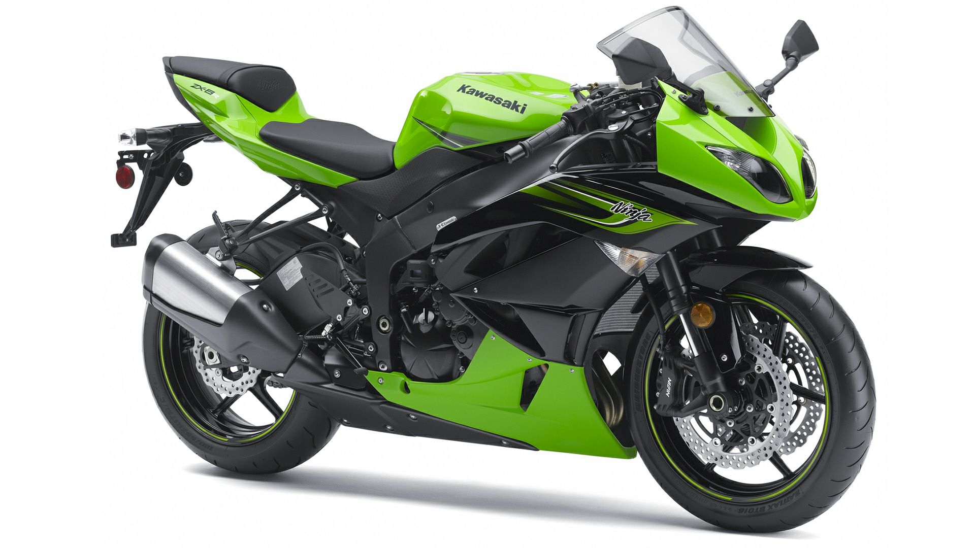Kawasaki Ninja Bike HD 1080p Wallpaper