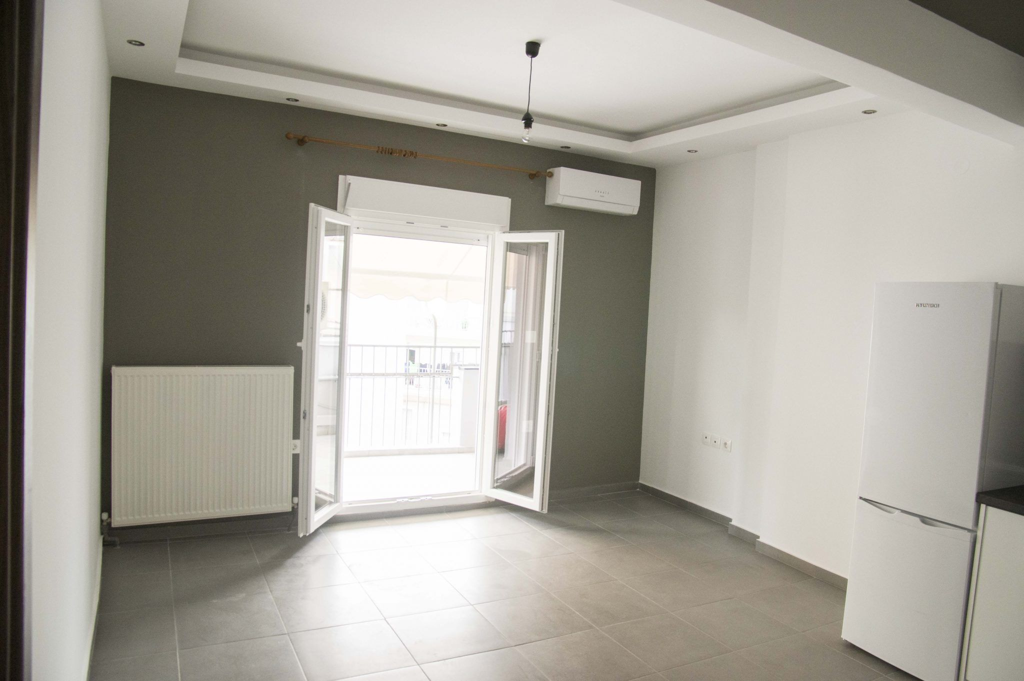 AFTER: Thessaloniki 1 Bed Flat Greece Full Renovation A very ...