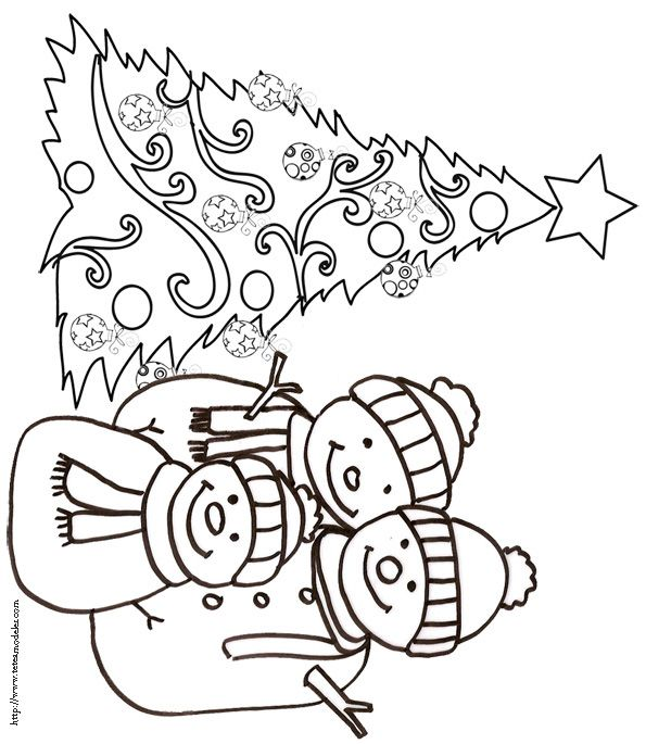 coloriage du sapin de no l dessin 10 embroidery art