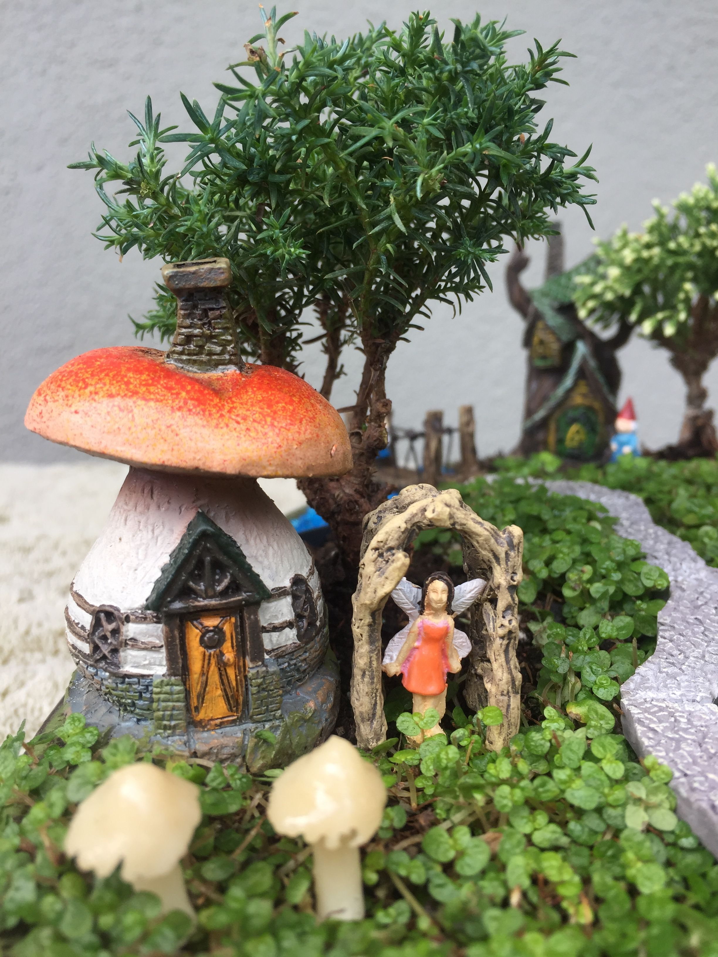 Manly Miniature Fairy Garden On Micro Side Is A Micro Mini Village Miniature Fairy Garden On Micro Side Is A Micro Mini Village Micro Mini Fairy Garden Furniture Micro Mini Fairy Garden Accessories
