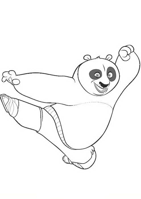 Kung Fu Panda Ausmalbilder 29 Cartoon Kram Kung Fu Panda Panda