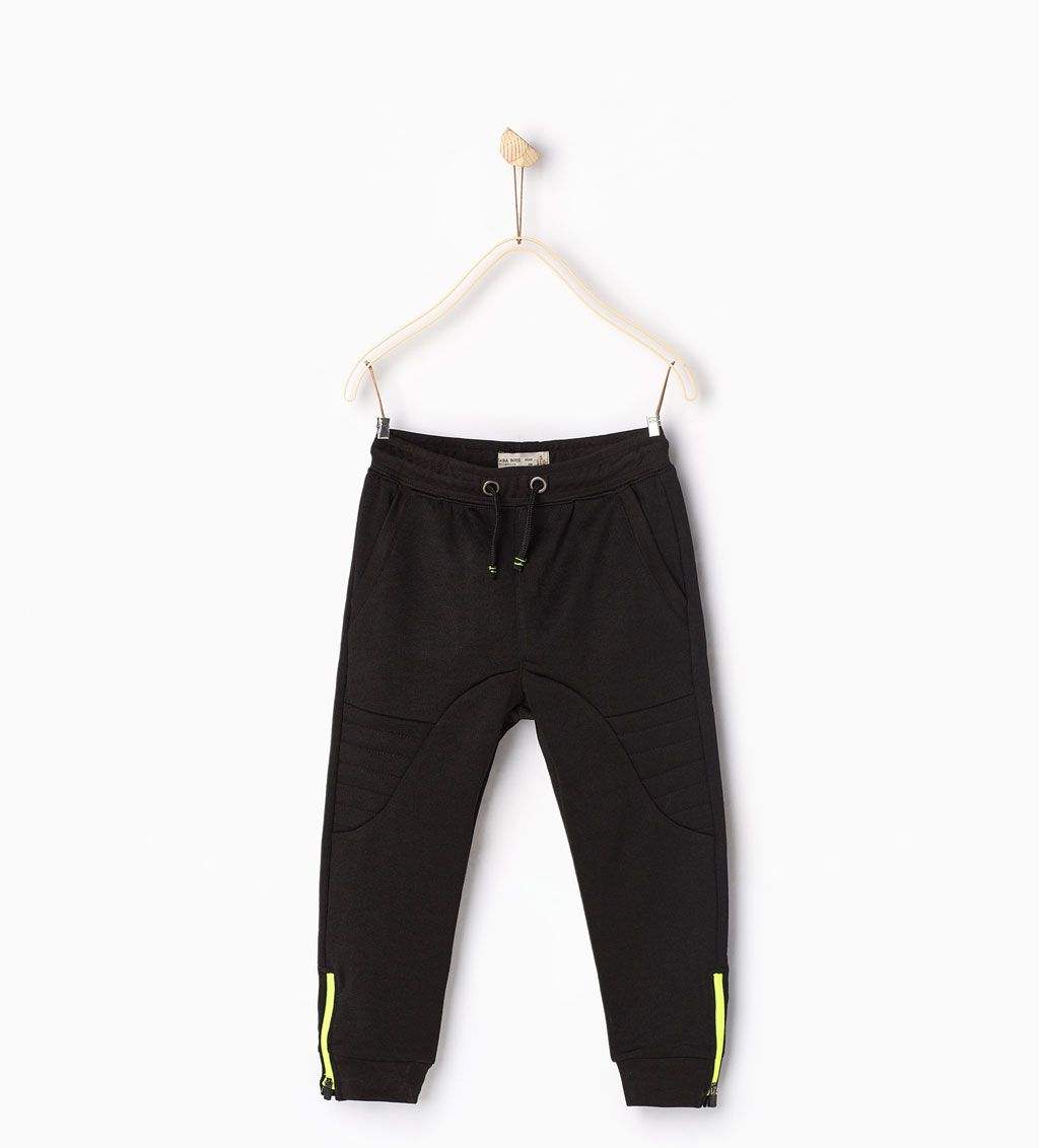 Image 1 of Sports trousers from Zara | atitude | Sports