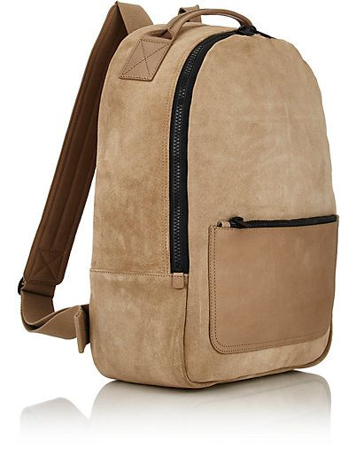 adidas Originals by Kanye West YEEZY SEASON 1 Suede Backpack ...