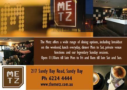 The Metz, Sandy Bay