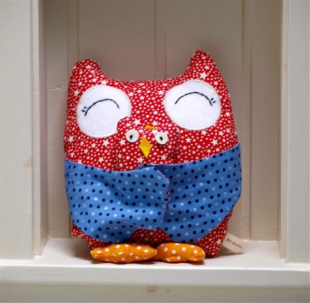 By Hook & Thread: Stella the Owl