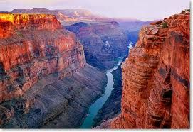 Grand Canyon at sunset, so pretty