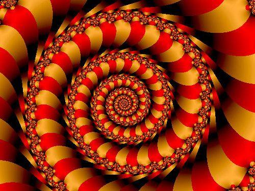 candy cane fractal