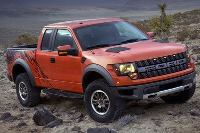 2010 Ford F Series F150 Extended Cab Ford Raptor Ford Trucks