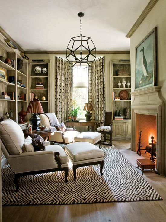 Small Den Design Pictures Remodel Decor And Ideas Home Living