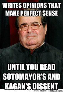 Scumbag Scalia Memes Quickmeme Law School Humor Law School Lawyer Humor