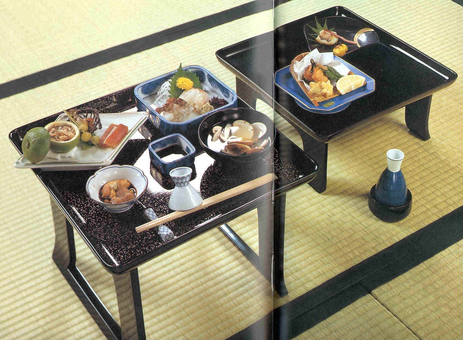 Japanese Table Setting Etiquette & Japanese Table Setting Etiquette | http://lachpage.com | Pinterest ...