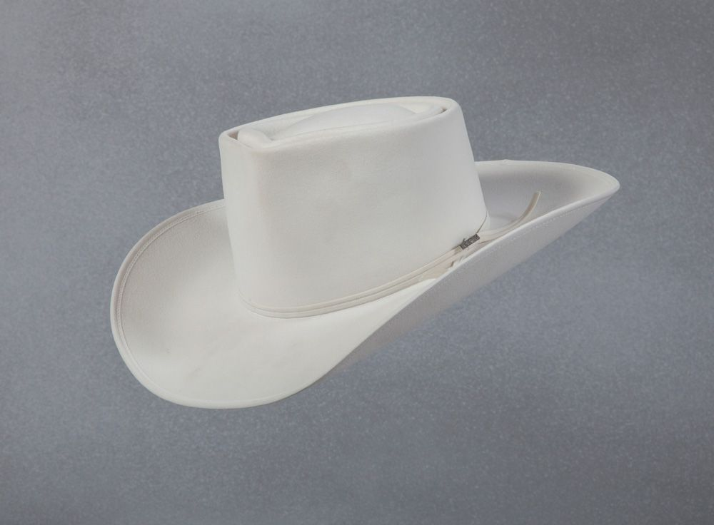 Roy Rogers Signature Hat from Museum Collection. Resistol Self-Conforming  6X Beaver e946c45a3a19