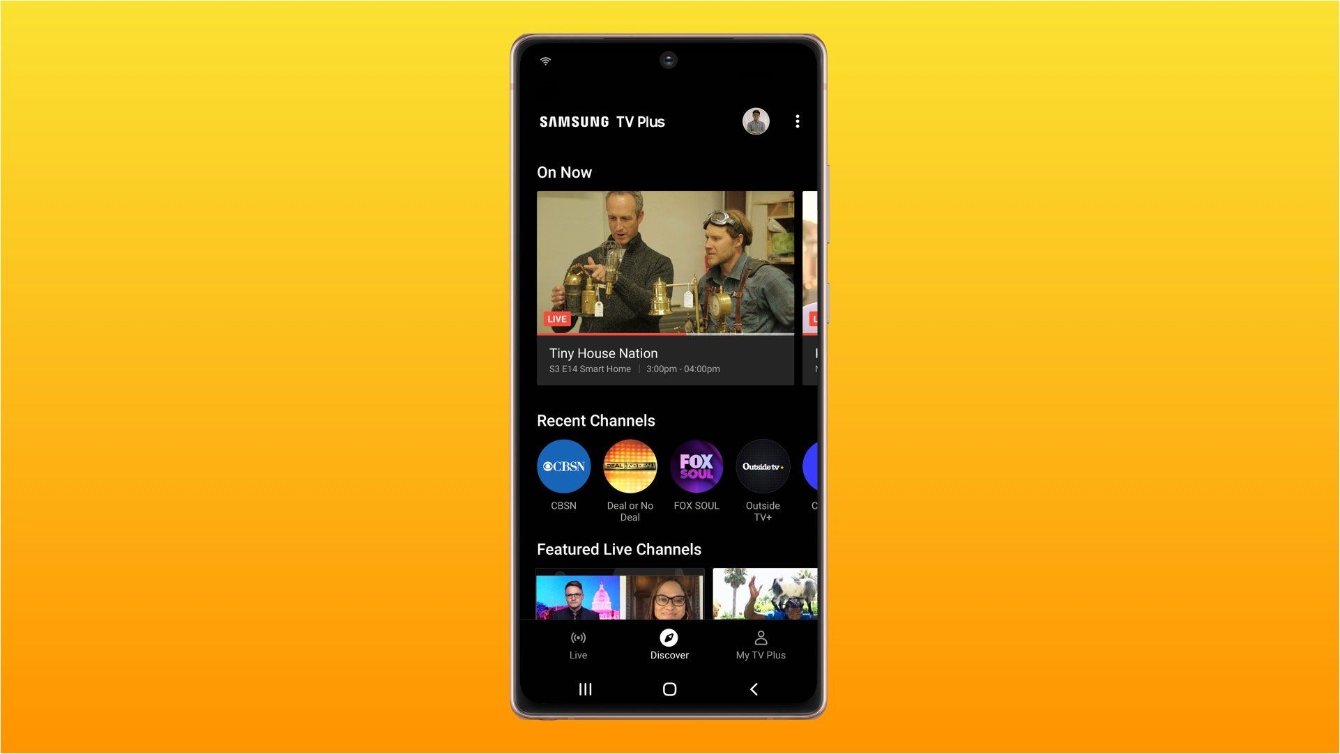 Samsung TV Free Streaming Service Coming to Select Samsung