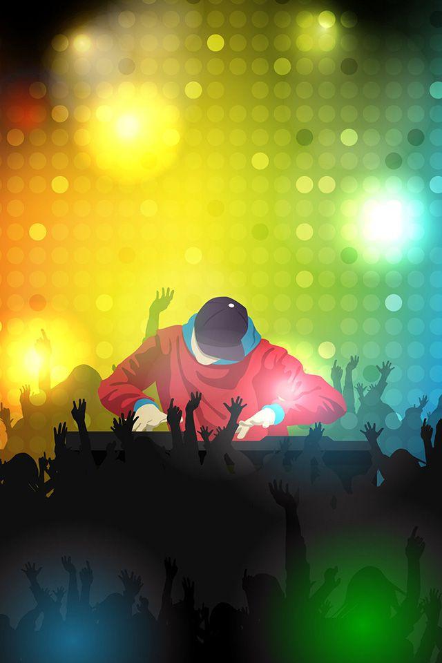 Club DJ Wallpaper Dj Djwallpaper Iphone