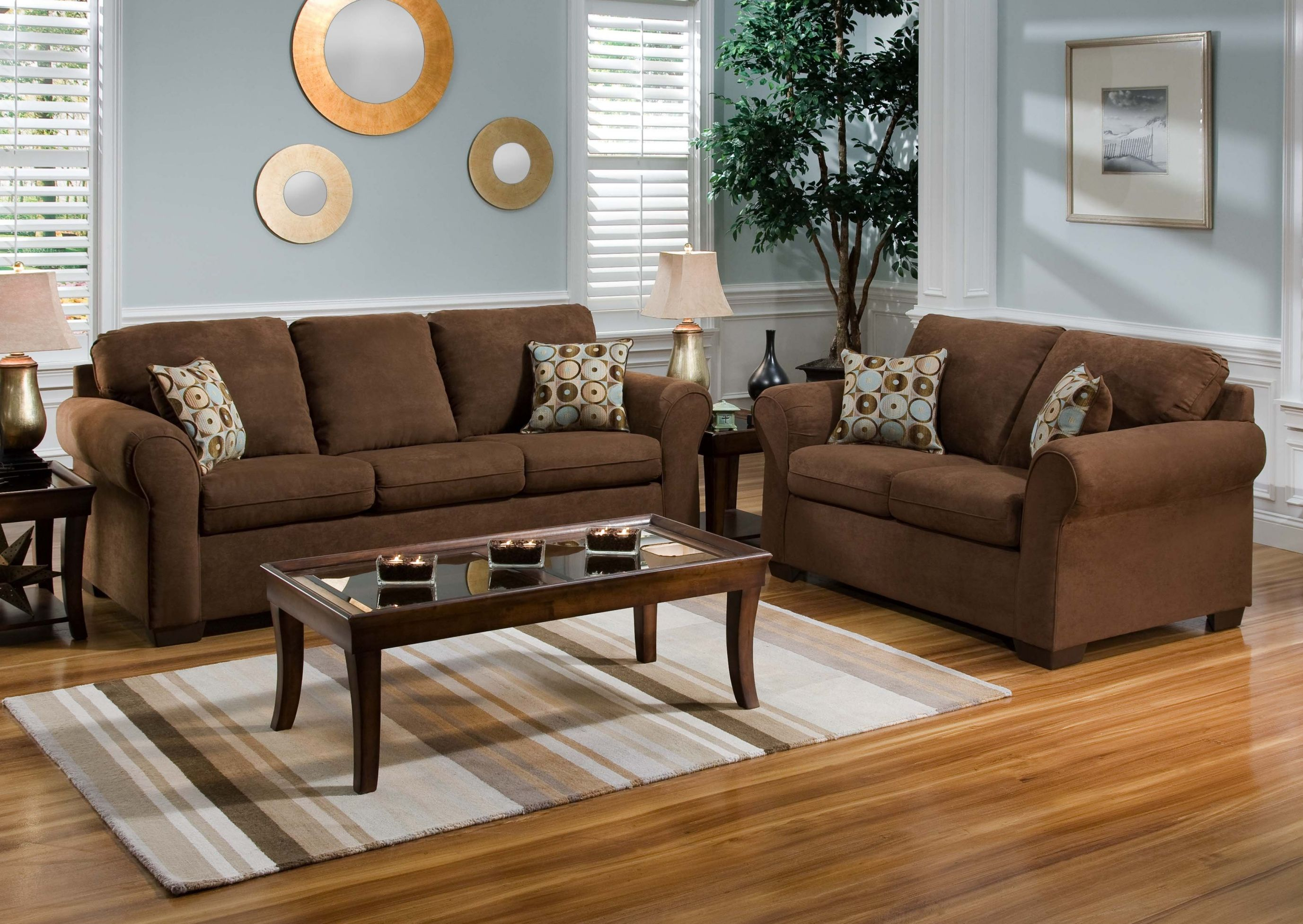 What Paint Color Goes With Brown Furniture Best Office Furniture Check More At Http Cacoph Brown Living Room Decor Brown Sofa Living Room Living Room Paint