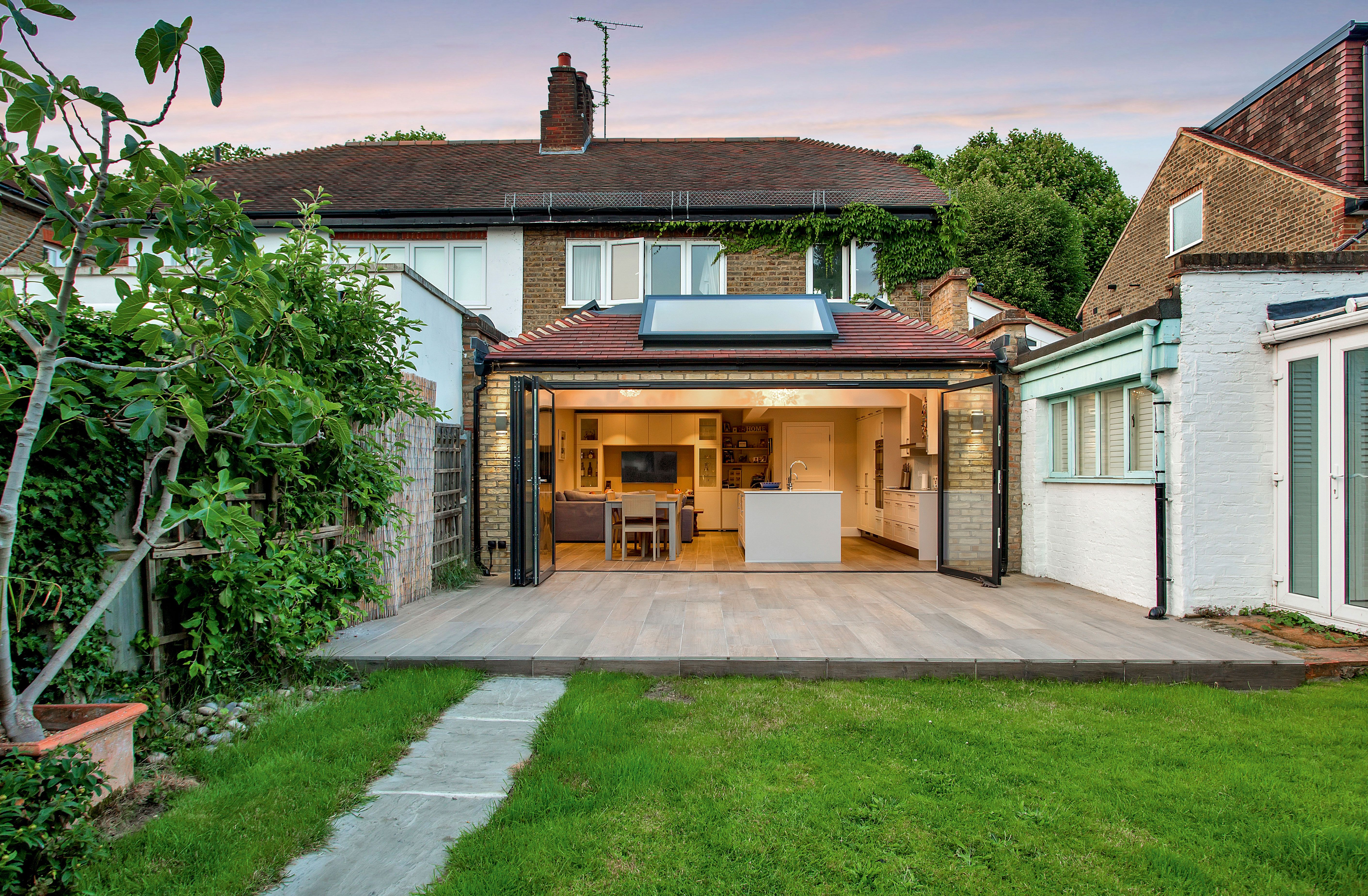 House Extensions Our Full Guide In 2020 Modern Residential Architecture House Extensions Backyard Renovations