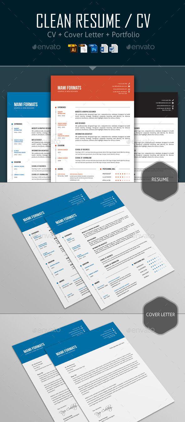 Free Modern Resume Template   Modern resume, Modern resume template ...