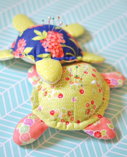 Fiona two -- pin cushions                                                                                                                                                                                 More