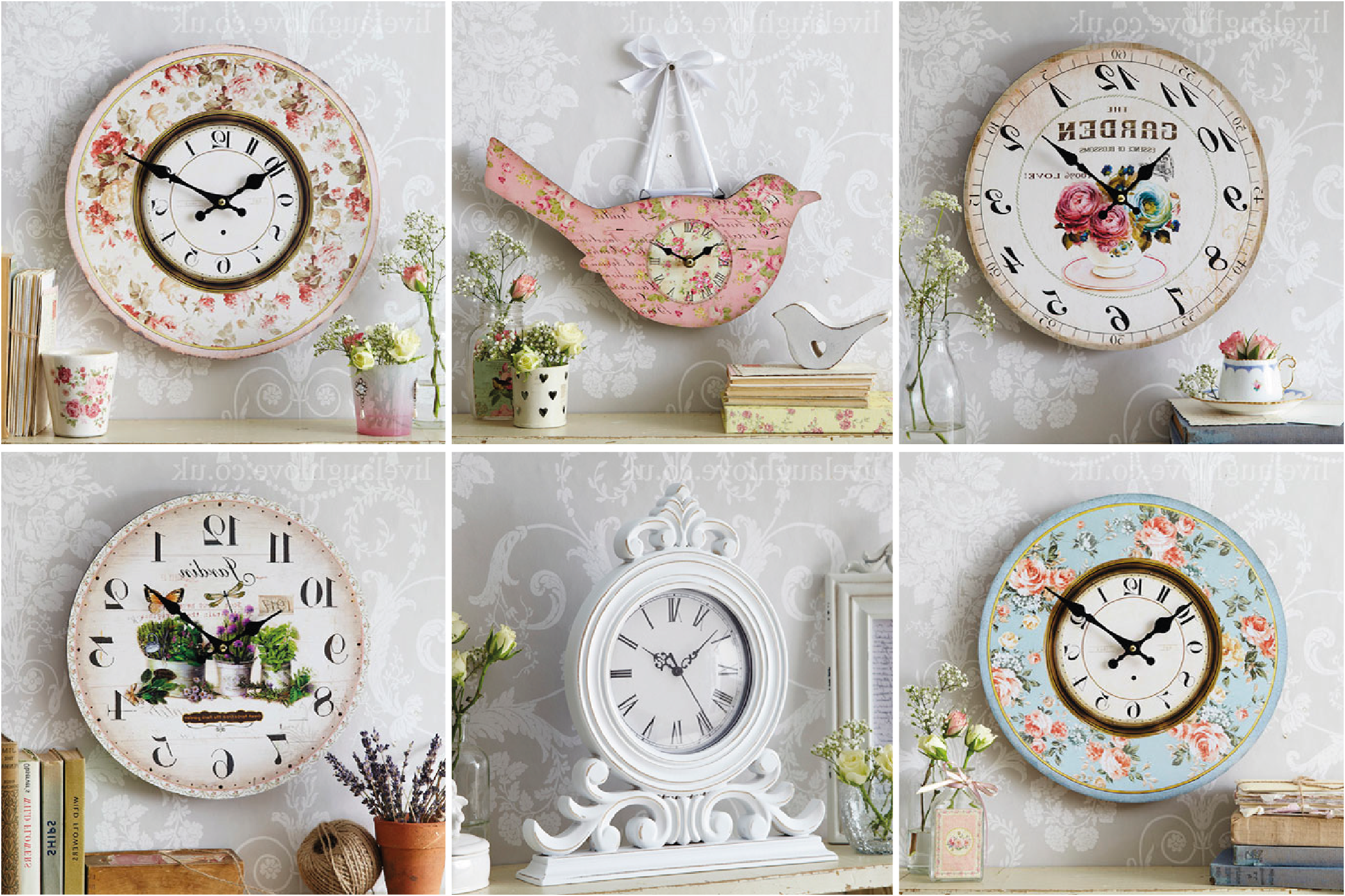 live laugh love shabby chic vintage blog from French Shabby Chic ...