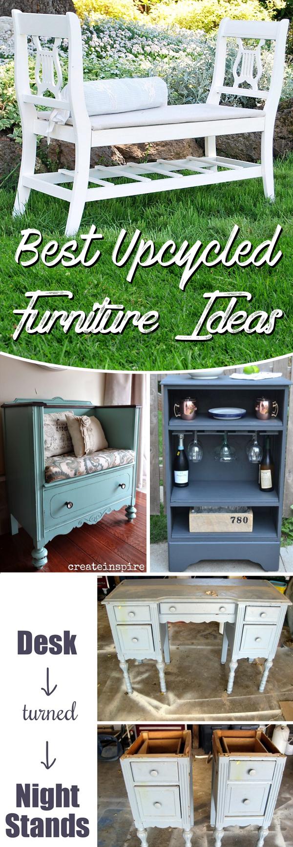20 Upcycled Furniture Ideas Breathing