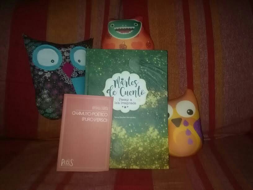 Poesía y Martes de cuento