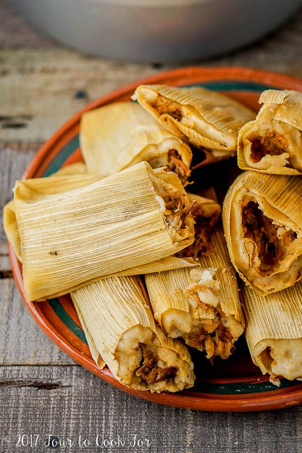 Pork Tamales Recipe