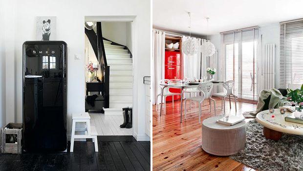 pour une d co style fifties choisissez un frigo design. Black Bedroom Furniture Sets. Home Design Ideas