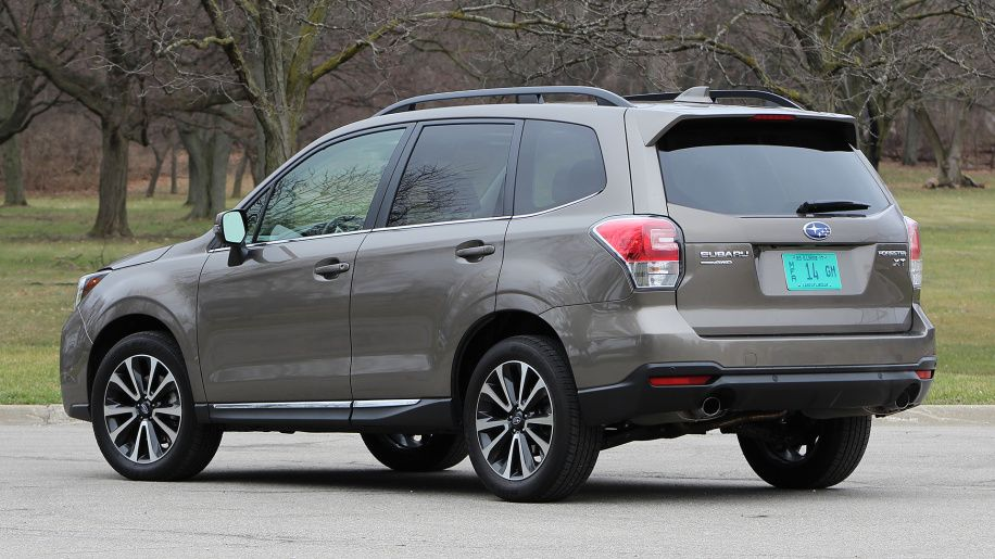 2017 Subaru Forester 2 0xt Touring Review Photo Gallery Subaru Forester Subaru Subaru Forester Xt