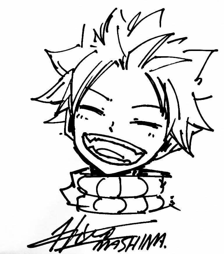 Natsu Dragneel Fairy Tail Fairy Tail Fairy Tail Drawing Fairy
