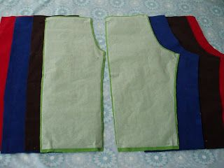 Hos Barnigjen: DIY bukser leksjon nr. 1