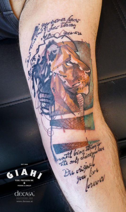 Tattoo-Galerie - DECASA | Tattoo | Tattoo und piercing ...