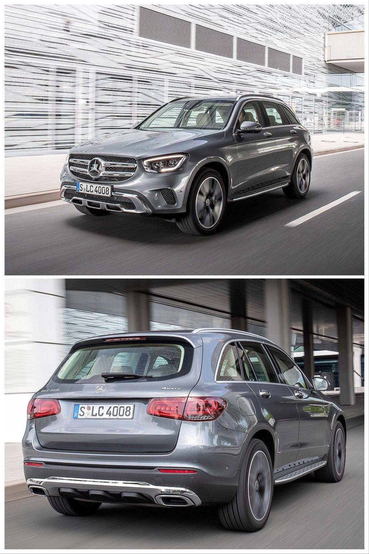 2020 Mercedes Benz Glc300 Glc63 Amg First Drive Great Success