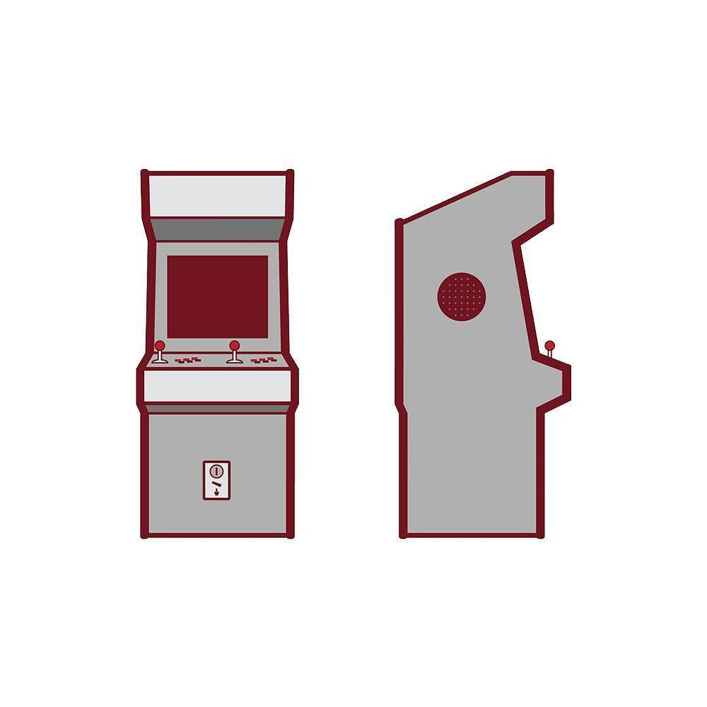 Arcade Machine icon Check my profile for more icons! #adobe #behance  #dribbble