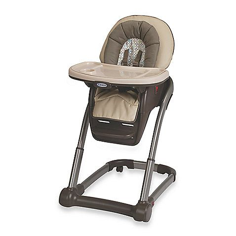Graco Blossom 4 In 1 High Chair Seating Cushion System In