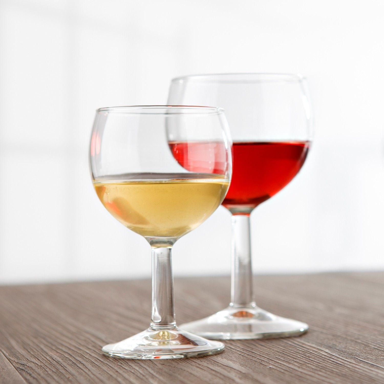 Valon 6pc 19cl Wine Glass Set Love Romance Sabichi Valentines Wine Glass Set Small Wine Glasses Wine Glass