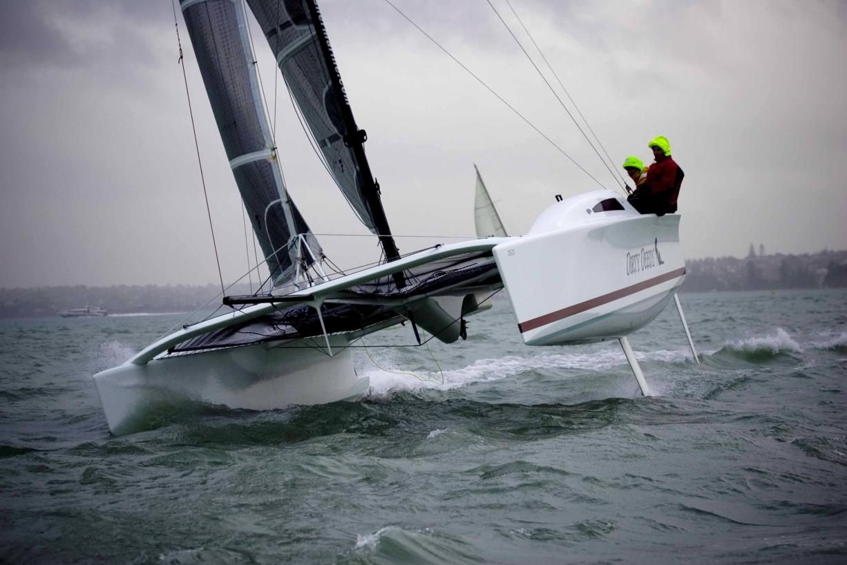 Catamaran Racing   Catamarans   Pinterest