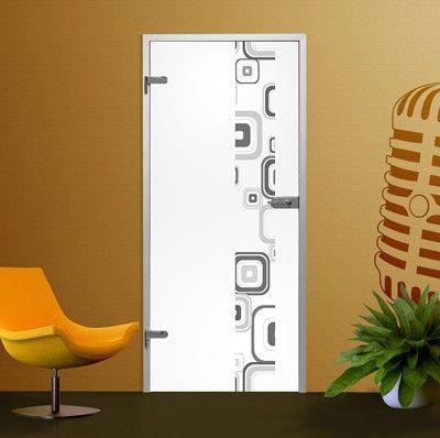 Dekorfolie für Glastüren Türposter Pinterest Glastüren - klebefolien f r k chenschr nke
