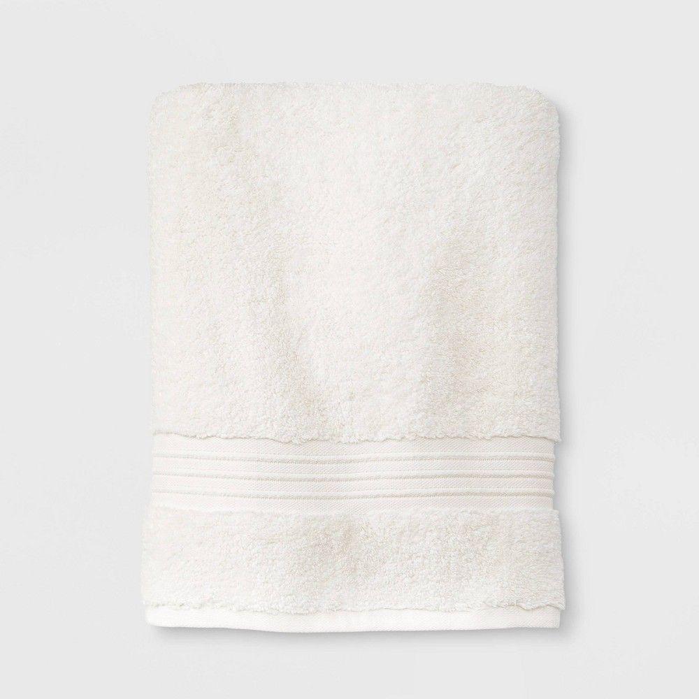 Microcotton Spa Bath Towel Cream Fieldcrest Spa Bath Towels