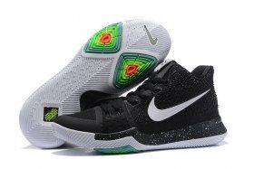 huge discount 3acd5 49c63 Nike Kyrie 3 EP Black Ice White 852396 018 Mens Basketball Shoes Sneakers