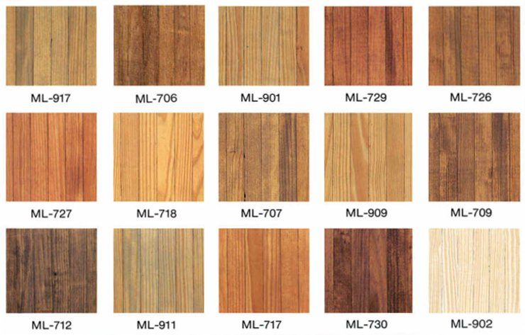 Minwax Exterior Stain Colors