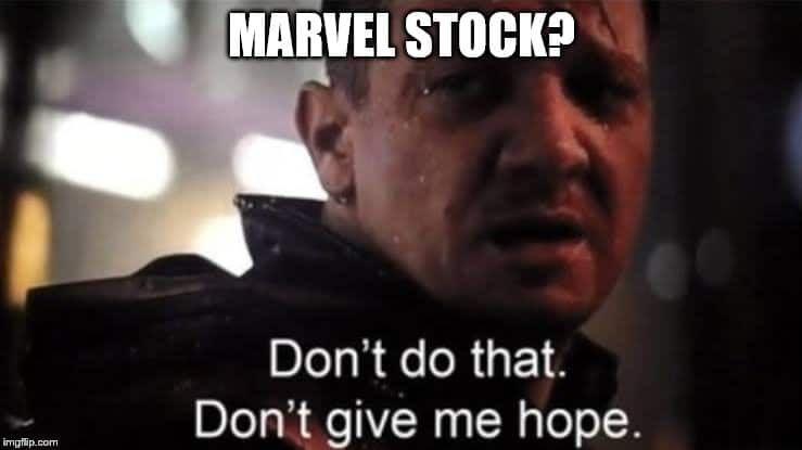 Marvel Stock In 2020 Marvel Lockwood And Co Disney Stock
