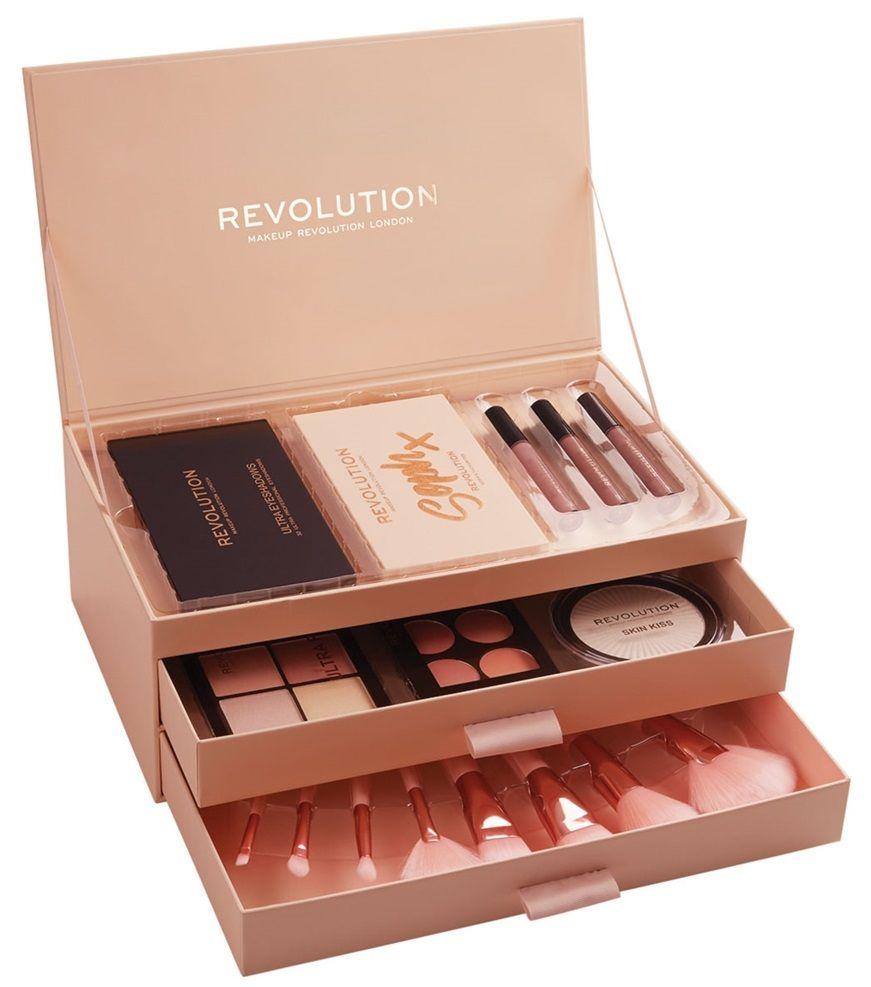 Makeup Revolution Zestaw Prezentowy Soph S Favourites Rewolucja