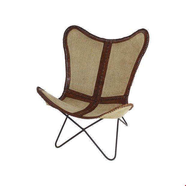 Vestbjerg Fabric Stoel - 93 cm - afbeelding 1