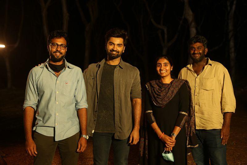 அதர்வா முரளி, இயக்குநர் சாம் ஆண்டன் இணையும் Pramod Films நிறுவனத்தின் 25 வதுதிரைப்படத்தின் படப்பிடிப்பு முடிவுற்றது !